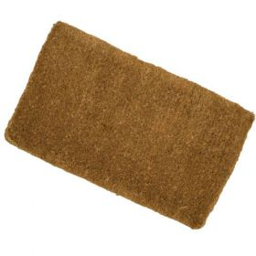 38mm Budget Bound Edge Coir Doormat