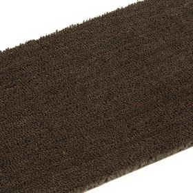 Grey Coloured Coir Matting - 23mm thick - Cut to Size