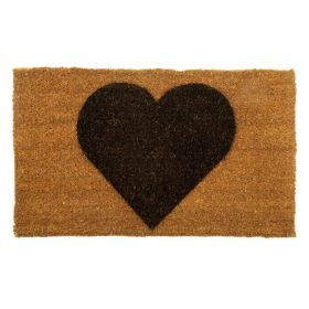 Heart Door Mat - Biodegradable + Eco Friendly