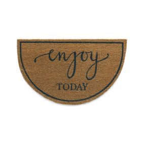 Enjoy Door Mat - Hug Rug Eco Coir