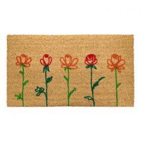 Flowers Mat