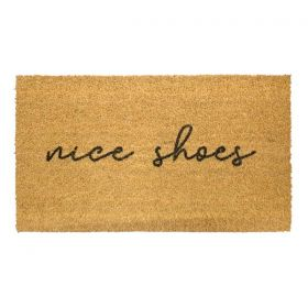 Nice Shoes Door Mat