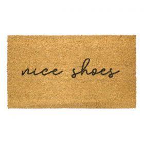 Nice Shoes Door Mat