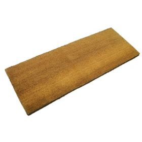 Modern Edge Double Door Mat for Patio Doors 40mm