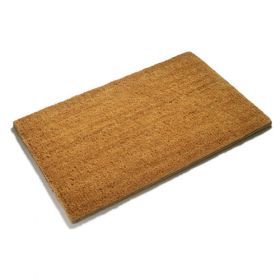 Modern Edge Plain Doormat