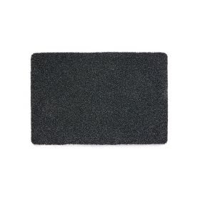 Hug Rug Outdoor Doormat - Charcoal