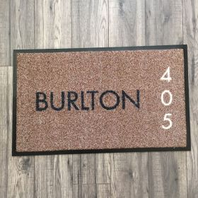 Personalised Family Door Mat