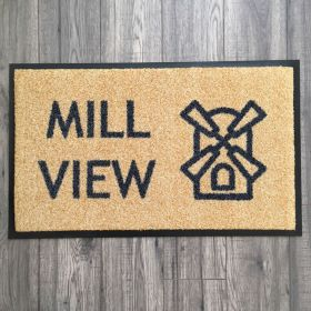Personalized Door Mat with Picture  - Choose from over 40 motifs