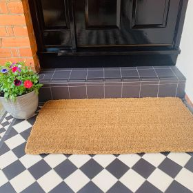 Patio Door Mat - 30mm 120 x 60 Still