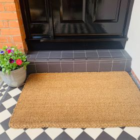 Patio Door Mat - 40mm 120 x 75