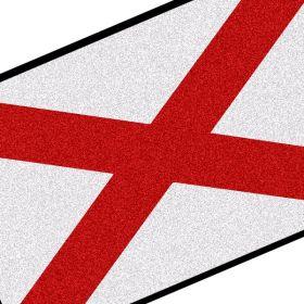 Irish Flag Door Mat