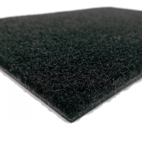 Synthetic Coir Matting - Black