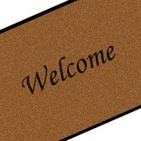 Welcome Doormat 68cm x 40cm