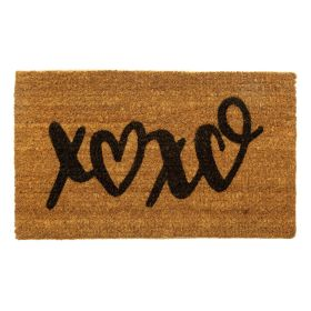XOXO Door Mat - Biodegradable + Eco Friendly