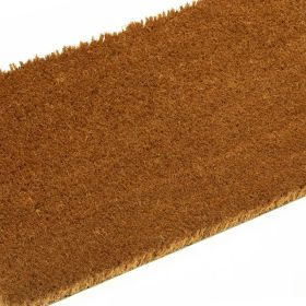 Budget Cut to Size Coir Matting - PVC Backed