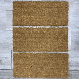 Multipack of Coir Inserts for Rubber Mat