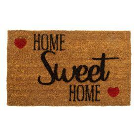 Home Sweet Home Door Mat - Biodegradable + Eco Friendly